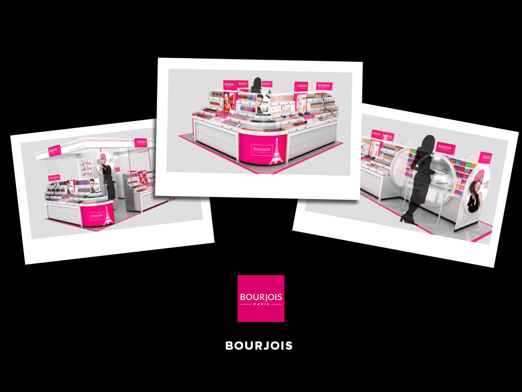 merchandising, design d'espaces