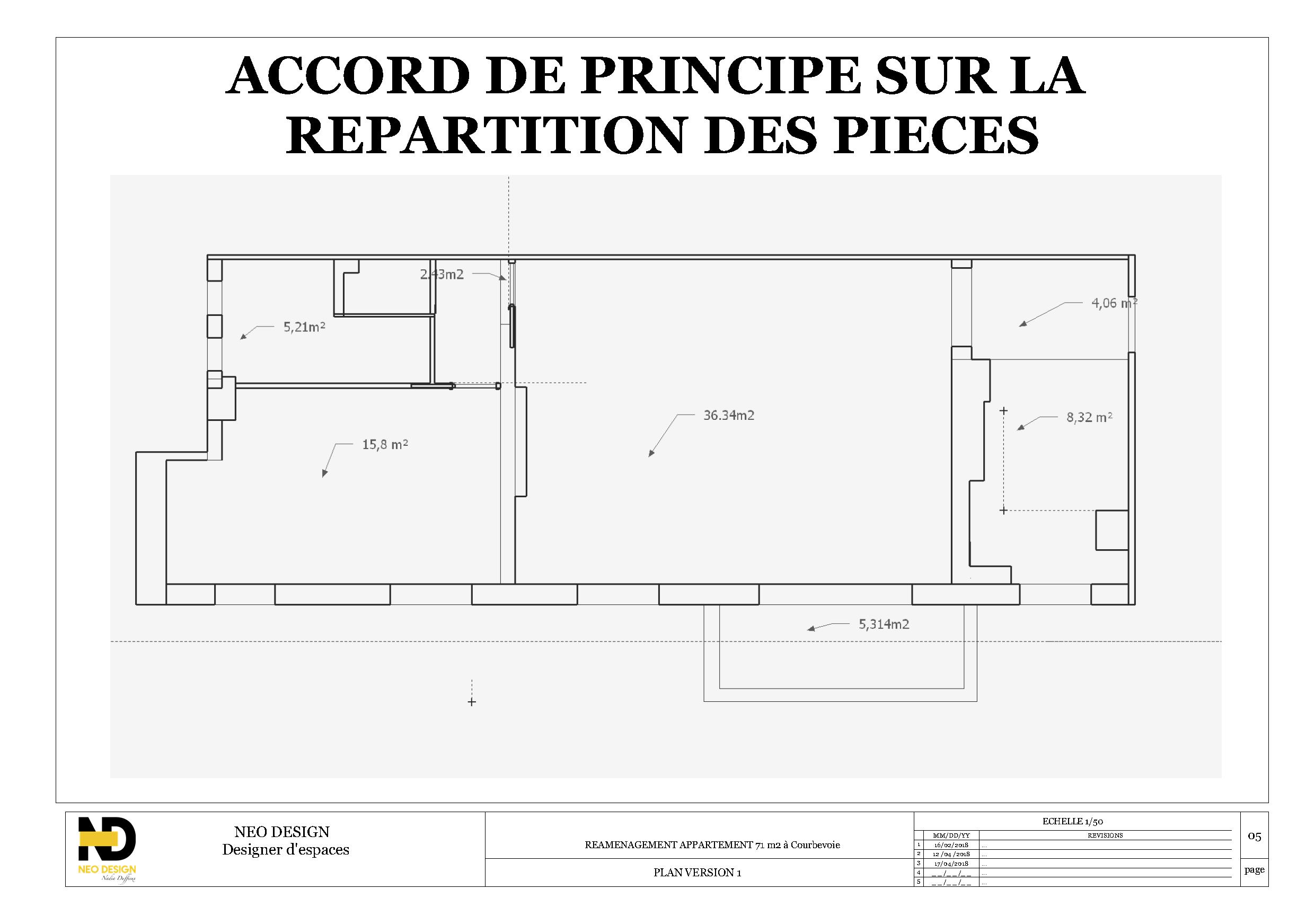 Plans par Nadia Duffieux