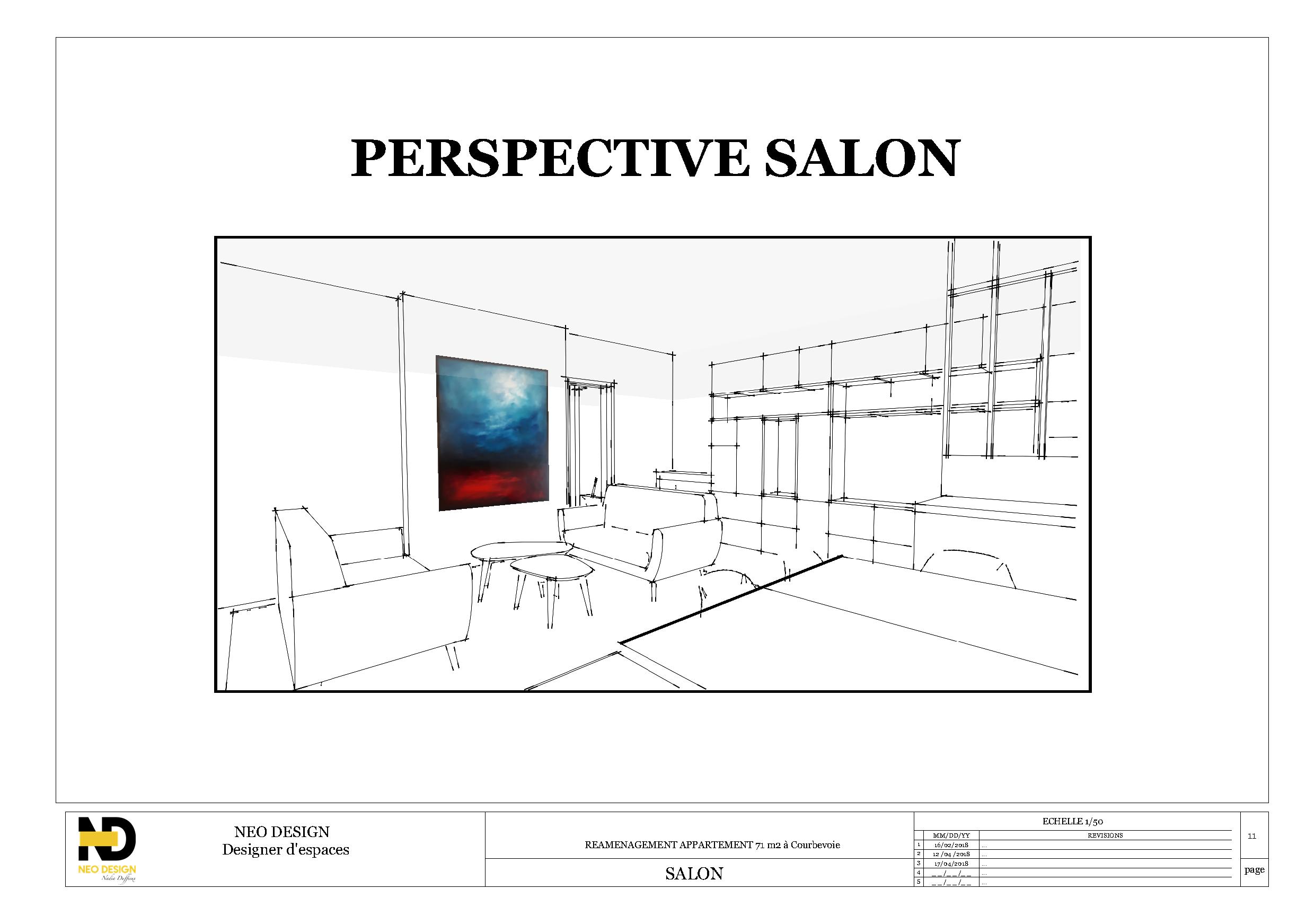 Perspective salon