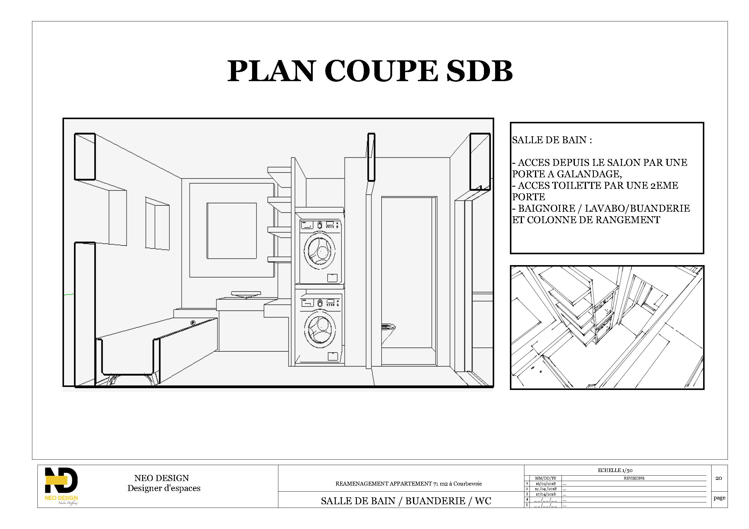 rénovation appartement 71m2 à courbevoie – neo design