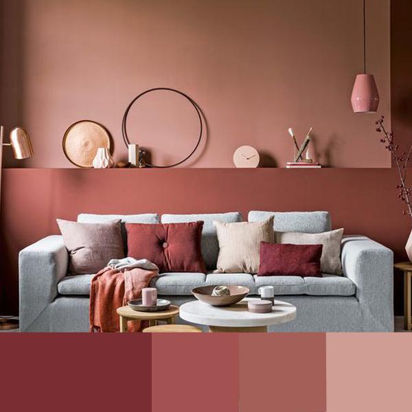 Les couleurs Terracotta, par Nadia Duffieux, Architecte d'intérieur et Décoratrice à Montpellier 34