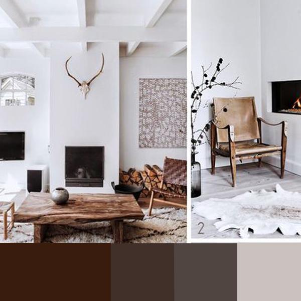 Les couleurs automnales, par Nadia Duffieux, Architecte d'intérieur et Décoratrice à Montpellier 34