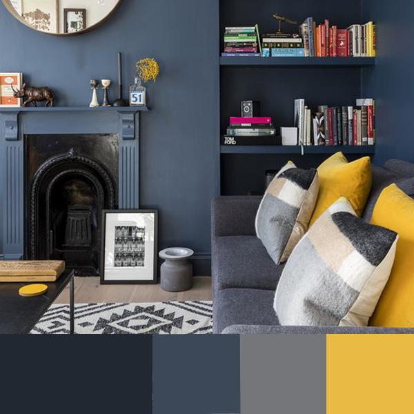 Osez la couleur par Nadia Duffieux, Architecte d'intérieur et Décoratrice à Montpellier 34