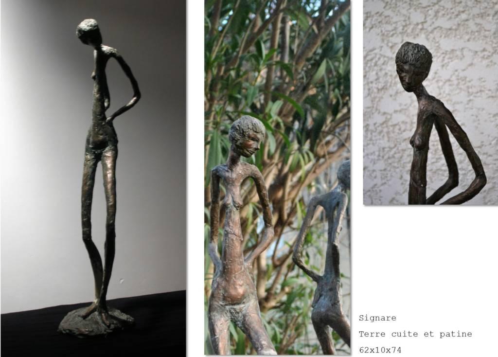 Sculpture Nadia Duffieux Designer